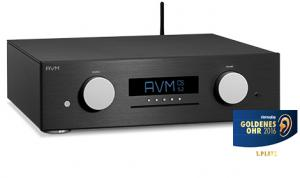 AVM CS 5.2 Black Streaming-DAC Award 2016 01