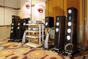 Salon Haute Fidelite 2010 Raidho Goldmund-1