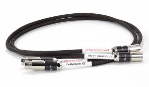 Tellurium q silver diamond interconnect cable OL (1)